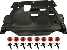 Volvo S60 V70 XC70 S80 2006-2017 Under Engine Cover + CLIPS