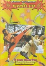 THE SECRET WEAPONS OF KUNG FU - VIDEO SAMPLER NEW DVD