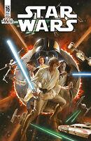 STAR WARS (2015) #16 VARIANT deutsch (Cover US #1 1:50)  ALEX ROSS  lim.333 Ex.