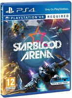 StarBlood Arena PSVR PS4 PS5 Game - New & Sealed