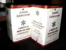 Breath of Snow and Ashes Outlander #6 by Diana Gabaldon Unabridged 42 Cassettes