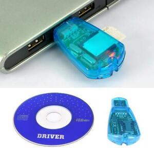 SIM Card Reader - USB GSM+CDMA Compatible for Sale Deco