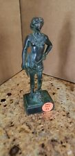 Female Warrior w Sword, Bronze Sculpture AWFC23