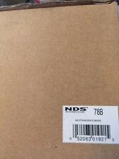 NDS 78B BRASS ATRIUM GRATE (NEW)