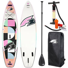 """F2 SUP STEREO WOMAN PINK 10,5"""" 2020 STAND UP PADDLE BOARD -> TESTBOARD"""