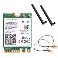 Intel 8265NGW Wireless-AC 8265 NGFF 802.11ac 1200Mbps MU-MIMO WIFI Card BT 4.2