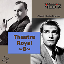 OLIVIER,LAURENCE / GIELGUD,...-THEATER ROYAL: CLASSICS FROM BRITAIN & IRE CD NEW
