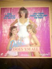 Debbie Does 'em All Laserdisc