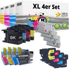 Tinte Patronen Sets kompatibel Brother LC3211/3213/3217/3219 LC121/123 LC225/227