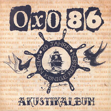 Oxo 86 - Akustikalbum (Vinyl LP - 2016 - Original)