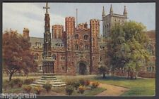 A R QUINTON POSTCARD - St. John's College Gate Cambridge *1555 update