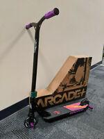 Arcade PLUS + Complete Pro Scooter - Stunt Scooter (Mutant Lava) 🛴🛴🛴🛴🛴
