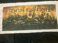 The Devil's Rejects promotional Towel 2005 Rob Zombie Spaulding RARE promo item