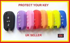 NEW CITROEN KEY C4 C5 C3 C6 C8 CACTUS FOB REMOTE 3 BUTTON FLIP COVER CASE 7