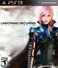 Lightning Returns: Final Fantasy Xiii Ps3 [Brand New]