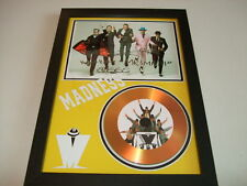 MADNESS  SIGNED GOLD CD  DISC   2