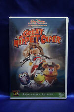 Disney The Great Muppet Caper (DVD, 2005, 50th Anniversary Edition)  NEW