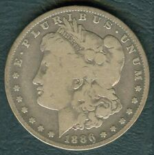 1886-O US MORGAN LIBERTY 1 Dollar Silver United States of America Coin