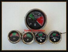 Massey Ferguson Tractor Tachometer Temp Oil Pressure Volt Fuel Gauges
