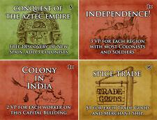 Empires: Age of Discovery - Bonus Capital Buildings