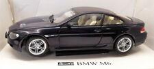 Revell 1/18 Scale Diecast - 08844 BMW M6 Dark Blue model car