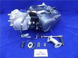 New Lifan 110cc 4 Speed Semi Auto Pit Bike Engine. E/O. Monkey, C90,