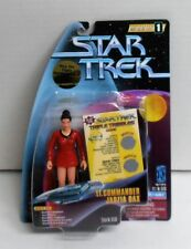 1997 Star Trek TNG Lt. Commander Jadzia Dax Warp Factor 1 Figure 2 Tribbles NIP