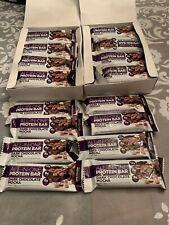 JJ Virgins All In One Protein Bar Dark Chocolate Mocha 32 Bars Exp 04/2021