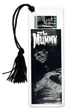 THE MUMMY Universal Monsters 1932 Horror Movie FILM CELL PLASTIC BOOKMARK New