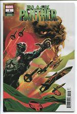 BLACK PANTHER #1 YASMINE PUTRI VARIANT COVER - MARVEL COMICS/2018 - 1/10
