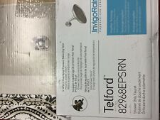 MOEN Telford 1-Spray Shower Faucet with Valve in Brushed Nickel 82968EPSRN *