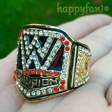 2016 Wrestling Hall of Fame Championship Ring Size 7-14 New Men