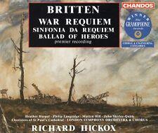 Britten - War Requiem · Sinfonia da Requiem · Ballad of Heroes [Box Set]