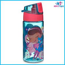 Disney Doc McStuffins Plastic Water Bottle BPA Free brand new