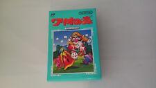 Nintendo Famicom Wario World New UNOPENED MINT Condition NES Mario Gem! Pristine