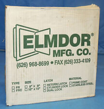 """NEW Elmdor 10""""X10"""" Fire Rated Wall/Ceiling Steel Access Door FRC10X10PC-DUL"""