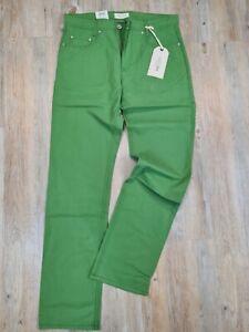 "MAC Jeans  ARNE    Sommerbaumwolle   grün    ""NEU""  Gr. W35 / L34"