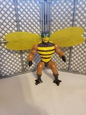 Vintage Buzz Off He-Man Masters of the Universe Figure 1983 Bee NO ACCESSORY