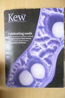 KEW Magazine- Royal Botanic Gardens,Autumn 2009~ Celebrating Seeds