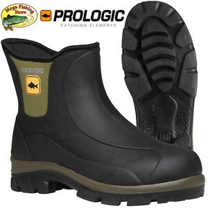 Prologic Low Cut Neopren Winter / Thermo Stiefel - Outdoor Angler Gummistiefel