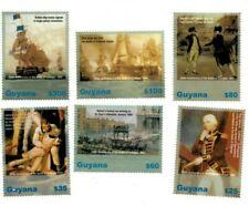 Guyana - 2005 - Battle Of Trafalgar - Set Of 6 Stamps - MNH