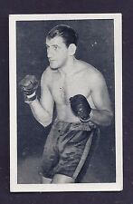 1935 United Tobacco Company #20 Dave Carstens World - Famous Boxers VG-EX+ to EX