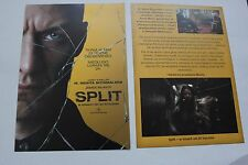 Split (2016)  - Polish promo FLYER
