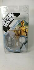 Star Wars Celebration IV Ralph Mcquarrie Concept  R2-D2 and C -3PO Figures