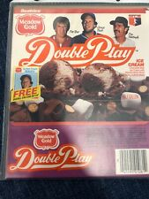 Beatrice Dairy Meadow Gold Ice Cream Carton Wrapper Mike Schmidt BASEBALL Card