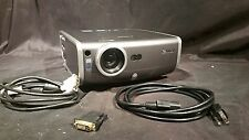 CANON REALiS SX6 LCD HD PROJECTOR, 3500 LUMENS, UNDER 800 ORIGINAL HOURS!