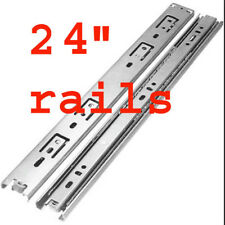 iStarUSA 24-inch Ball Bearing Sliding Rails for (D-200), (D-300), (D-400)chassis