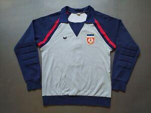 YUGOSLAVIA Vintage ERIMA Goalkeeper Shirt Jersey Retro Kit 70's 80s West Germany