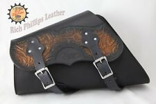 Saddle Bag Harley Sportster Nightster 48 883 1200 Custom Rich Phillips Leather