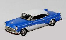wonderful modelcar BUICK CENTURY COUPE 1954 - darkblue/white - 1/43 - lim.ed.